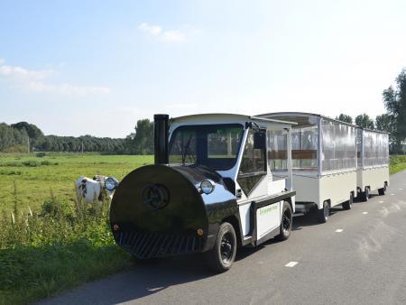 elektrische trein treinverkoop treinverhuur pendelvervoer duurzaam