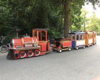 Kindertrein huren kindertrein treinverhuur elektrische kindertrein