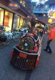 elektrische kindertrein te huur zuid holland kindertrein treinverhuur