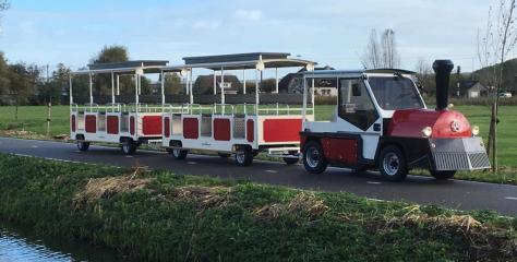 elektrische trein pendelvervoer treinverhuur treinverkoop
